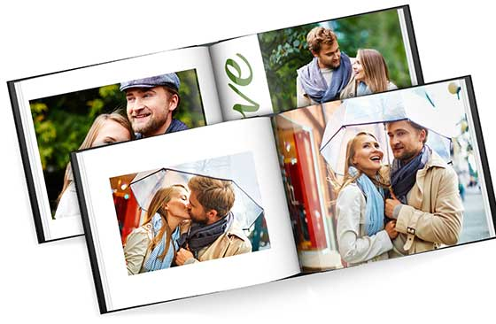 11'' x 8.5'' Hardcover Book (40 Pages) x 2|70|Wintersale