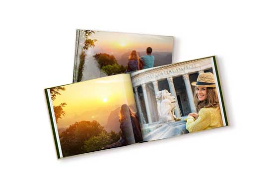 "8"" x 6"" Photo Cover Book