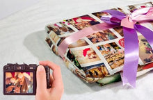 Load image into Gallery viewer, Plush Fleece Blankets x 2