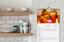 Load image into Gallery viewer, Kitchen Calendars x 5