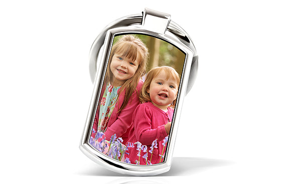 Photo Key Ring