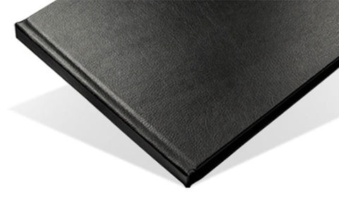 2 Leather Photo Books 11'' x 8.5'' 100 pages