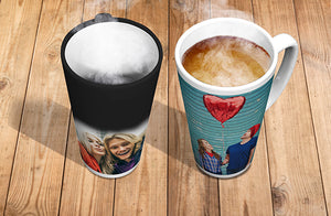 Magic Latte Mugs x 3