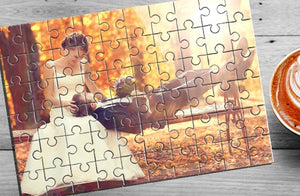 "12"" x 17"" Wooden Puzzle