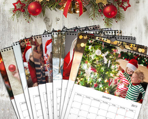 "8.5"" x 11"" - 50 Wall Calendars