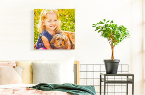Photo Canvases x9