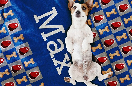 Custom Dog Blankets|77|Clearance