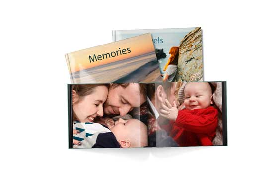 "8.5"" X 11"" PHOTO HARD COVER