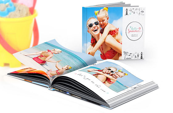 11'' x 8.5'' Hardcover Book  (20 Pages) x 2|60|Wintersale