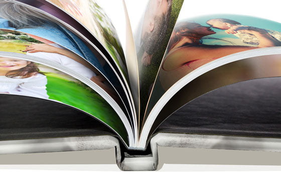 11'' x 8.5'' Hardcover Book  (20 Pages) |57|Wintersale