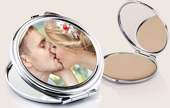 Custom Compact Mirrors|59|Clearance
