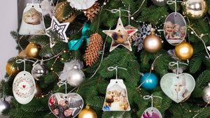 Christmas Ornaments x 3|81|Wintersale