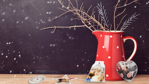 Christmas Ornaments x 5|83|Wintersale