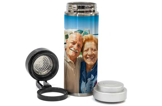 Photo Thermal Travel Bottle|82|Valentine's Day