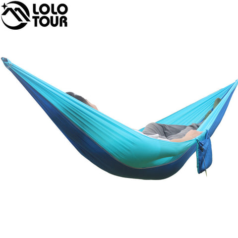 One Person Camping Portable Hammock