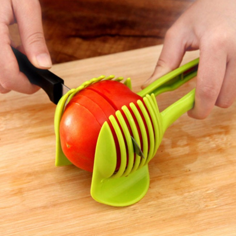 Tomato Slicer ABS Plastic Cutter Slicer Kitchen Gadgets