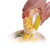 Image of Quick Corn Cob Peeler Tool