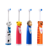Image of Soft Silicone Kids Training Teether Electric Toothbrush