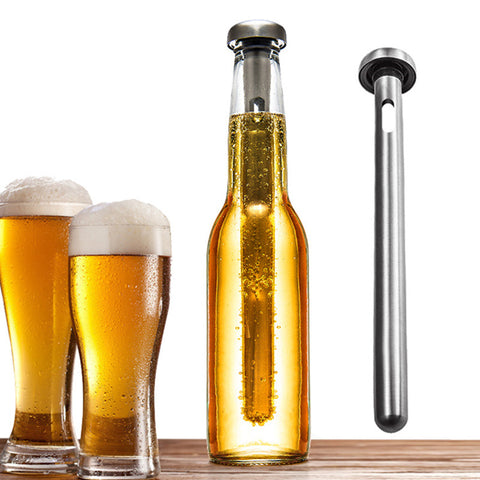Beer Chiller Stick Stainless Steel