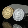 Image of Novelty Bitcoin Electronic USB Lighters