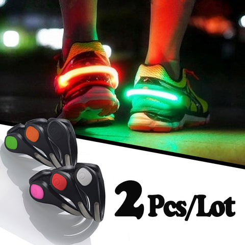 Night Safety Sneakers LED Light