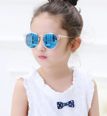 Cute Oculos Baby Sunglasses