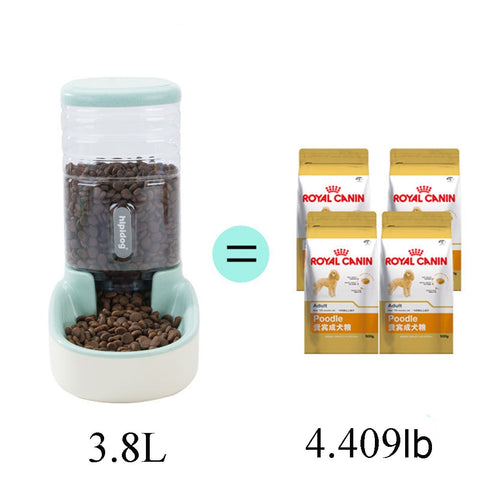 3.8L Automatic Pet Feeder Dispenser