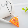 Image of Pizza Best Friends Forever Necklace or Keychain