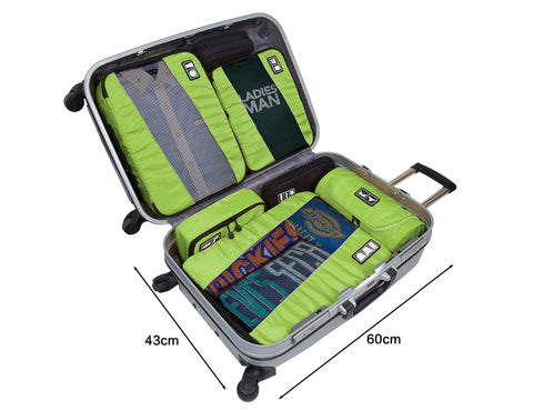 Travel Accessories Easy Packing Luggage