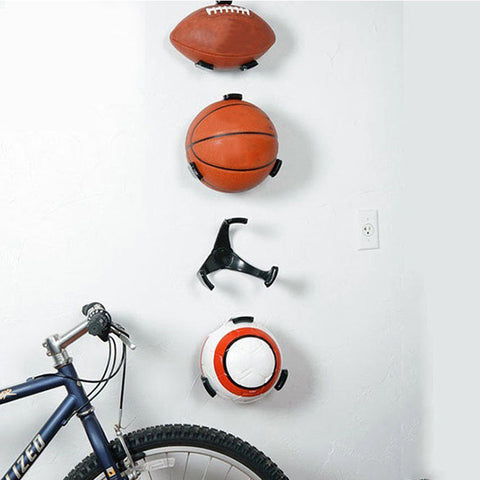 Wall Rack Mounted Claw Display Ball Holder