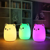 Image of Color Cat Night Lights