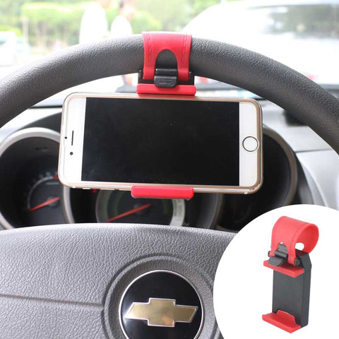 Steering Wheel Phone Clip