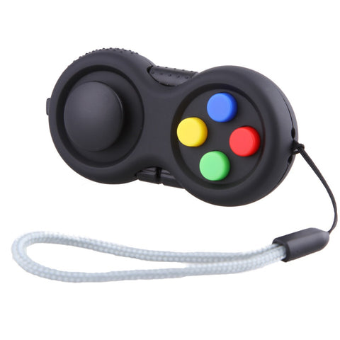 Gamepad Anti-Stress Fidget Spinner