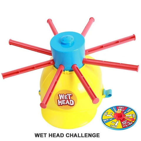 Wet Head Challenge Hat