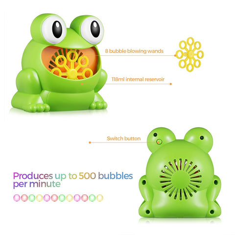 Bubble Bath Machine Toy