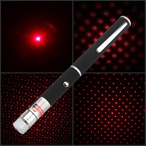 High Power Star Beam Laser Pointer