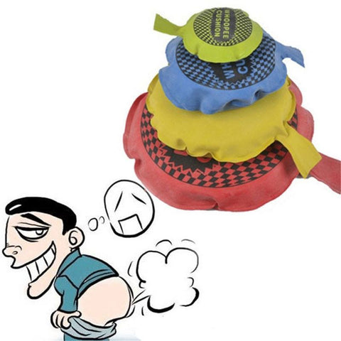 Whoopee Cushion Fart Pad