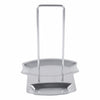 Image of Metal Pot Lid Stand Rack