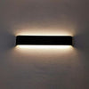 Image of Modern Minimalist LED Aluminum Wall Lamp