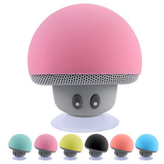 Musical Mushroom Bluetooth Speaker