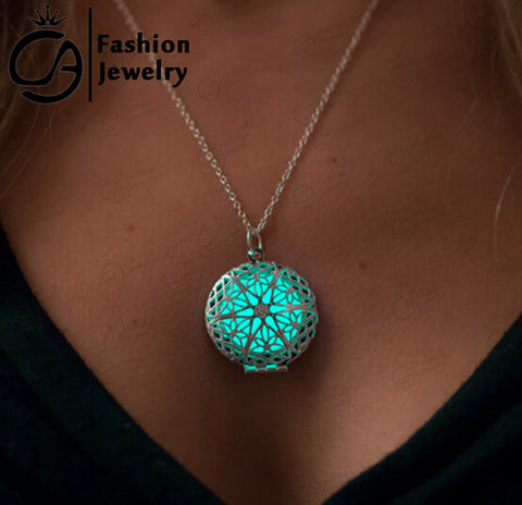 Glow In The Dark Pendant