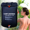Image of Outdoor Camping PVC Solar Shower Bags