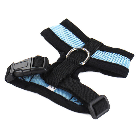 Puppy Safety Walking Mesh Vest Soft Strap