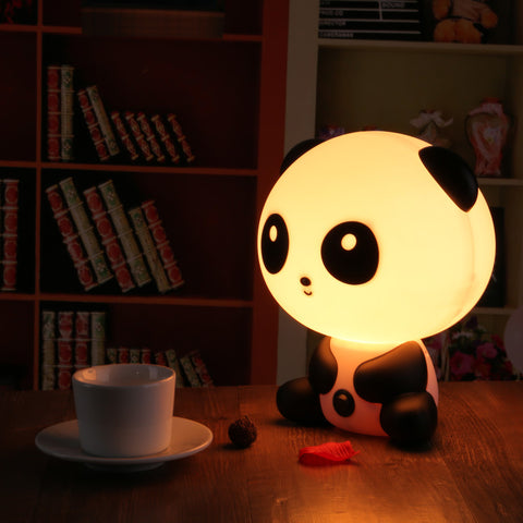 Panda Bear Animal Night Light