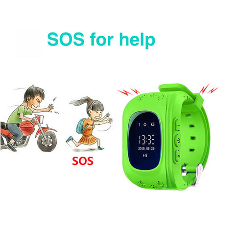 Smart Children's Watch