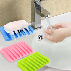 Flexible Soap Dish
