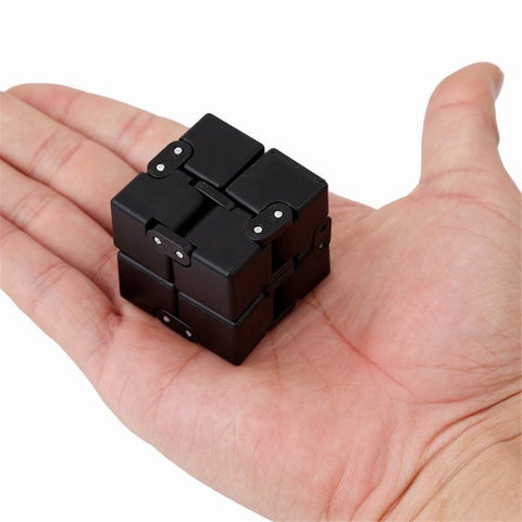 Anti Anxiety Stress Relief Mini Infinity Cube