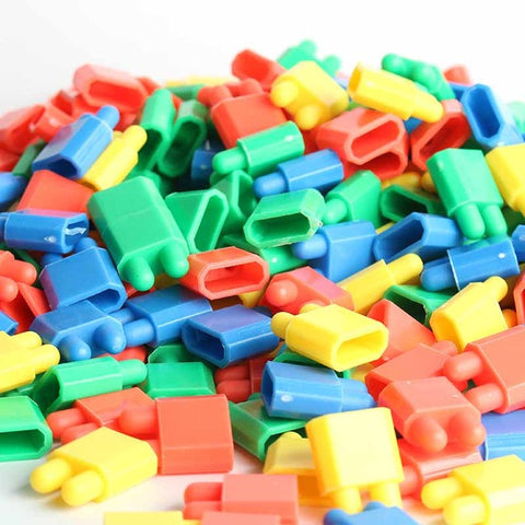 Educational Building Blocks for Kids