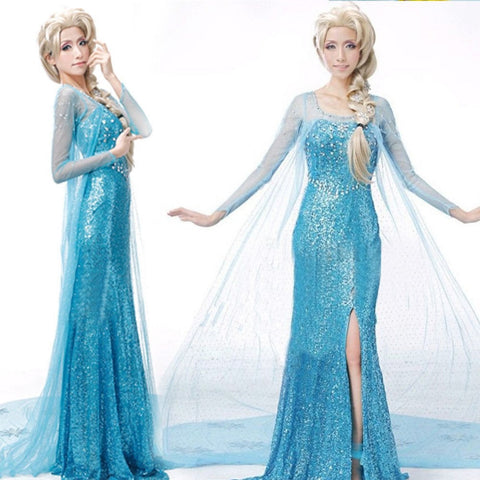 Snow Queen Costume - Halloween Costume