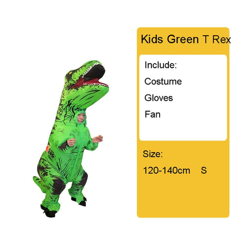 Dinosaur Costume for Halloween
